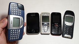 Купил ретро Nokia 5510 а он мертв. Посылка с аукциона. Nokia 6210.