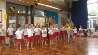 Brazilian Dance Workshops for Schools | Red Panda Workshops
