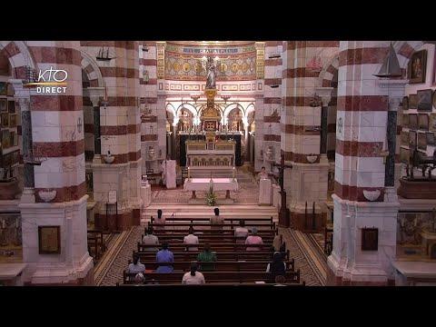 Laudes et Messe du 30 juillet 2021 à Notre-Dame de la Garde