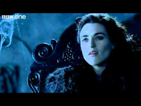 Morgana and Ruadan - Merlin: Arthur's Bane Part 1 - Series 5 Episode 1 - BBC One