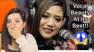 "First Time Reacting: Morissette performs ""Akin Ka Na Lang"" LIVE on Wish 107.5 Bus Reaction 🤯🤯"