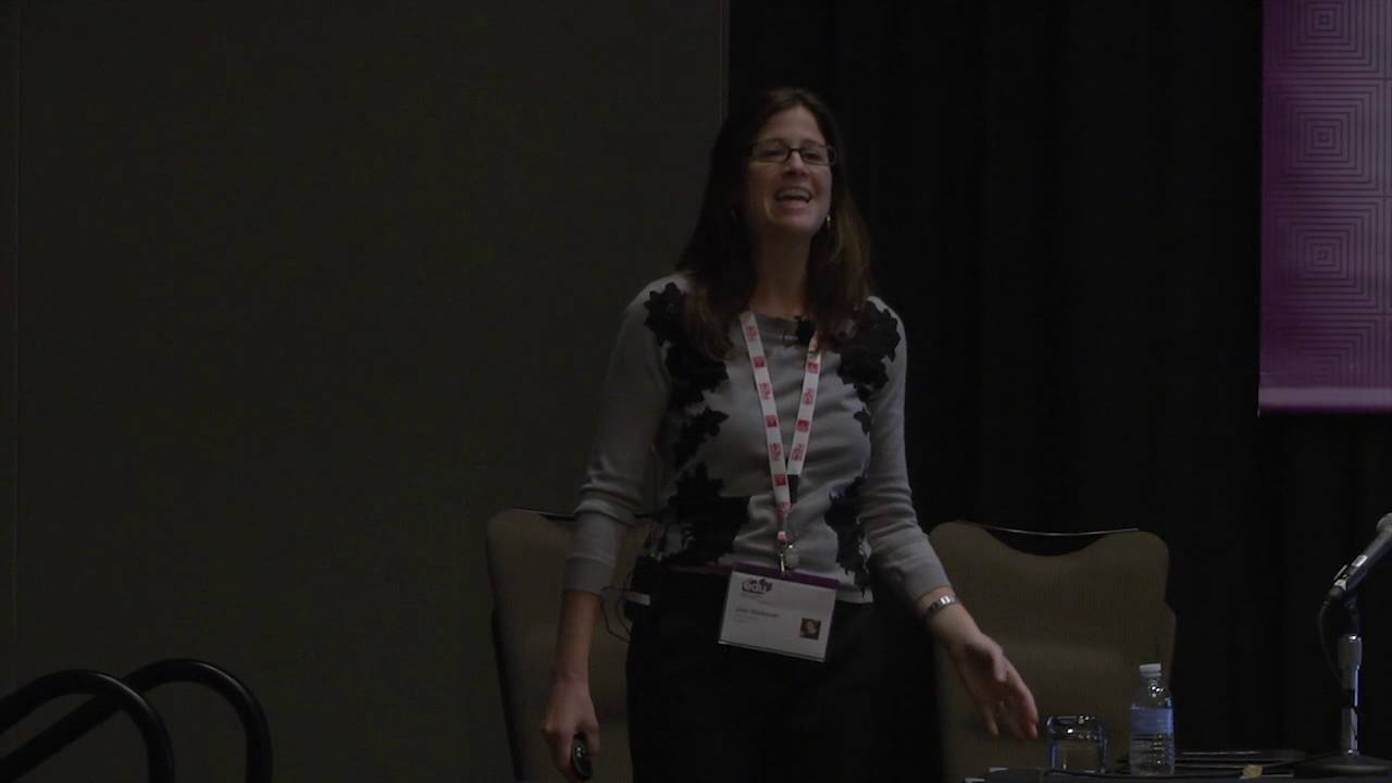 Jodi Glickman - Getting the Job: Pitching with Presence (part 1)