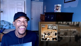 BUT I DON'T CARE!!! - Jimmy Crack Corn (Explicit) - Eminem feat. 50 Cent Reaction