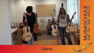 Musikschule Gitarre