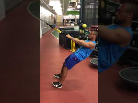TRX reverse fly (3 angles)