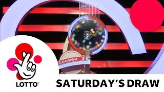 The National Lottery 'Lotto' Draw Results From Saturday 20th July 2019