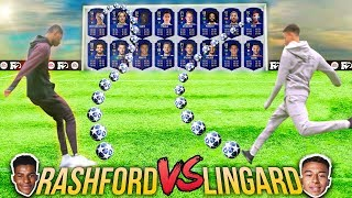 LINGARD VS RASHFORD | EXTREME FIFA 19 TOTY ULTIMATE TEAM BATTLE!