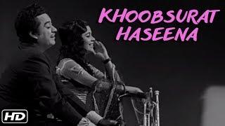 Khoobsurat Haseena Full Video Song   Mr. X In Bombay Songs 1964   Kishore Kumar   Lata Mangeshkar
