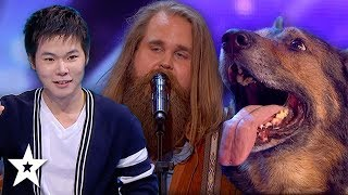 TOP 10 Viral Auditions Around The World PART 2 | Got Talent Global