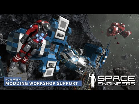 Space Engineers Trailer 2014 thumbnail