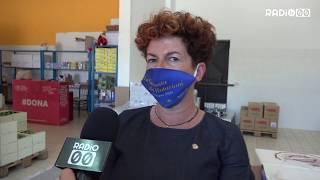Il Rotary Club dona mascherine al Banco Opere di Carità