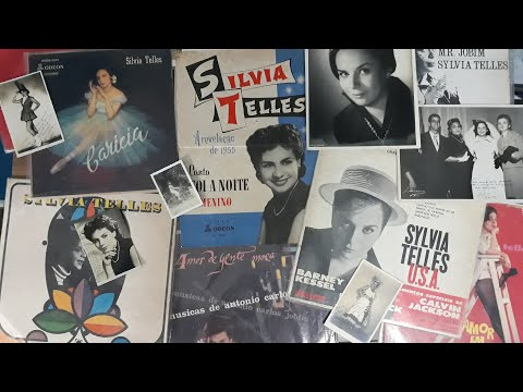 Para Ouvir Sylvia Telles - 85 anos