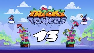 The FGN Crew Plays: Tricky Towers #13 - Cupcake Tower (PC)