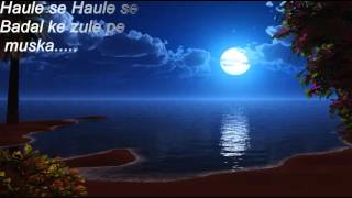 Chanda RE song lyrics - YouTube