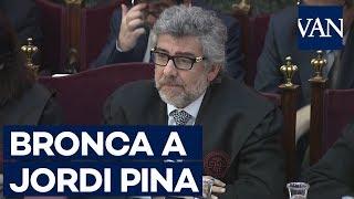 [JUICIO AL PROCÉS] Bronca Del Juez Marchena Al Abogado Jordi Pina