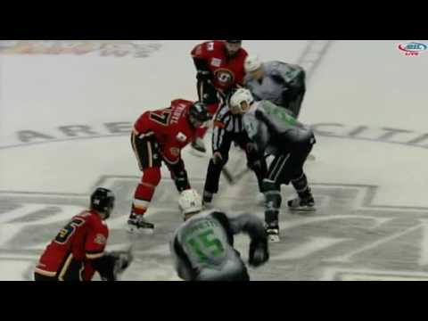 Michael Latta vs. Emile Poirier