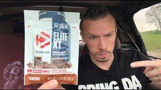 Honest Reviews: Dymatize Elite XT Protein Powder - Fudge Brownie (Supplement Review)