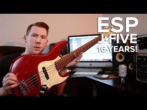 ESP J-Five - A 16-Year Plan!
