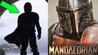 The Mandalorian Trailer NO ONE SAW FULL BREAKDOWN