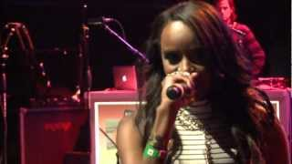 "Angel Haze - ""New York"" (Live at Perez Hilton's SXSW 2013 Party)"