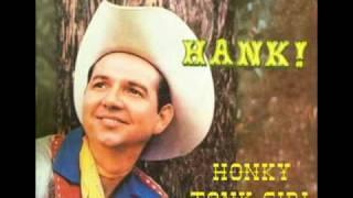 HANK THOMPSON - Honky Tonk Girl (1954)