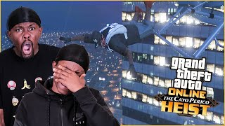 Everything Was Going Great... Until Trent Happened... (GTA 5 Cayo Perico Heist)