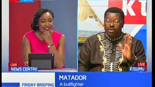 Pronunciation made better with Willice Ochieng' 'the Word Master'-Friday Briefing