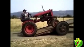 Покатушки трактористов приколы