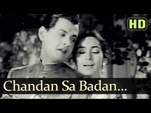 Chandan Sa Badan (MaleVersion) (HD) - Saraswatichandra - Nutan - Manish - Bollywood Evergreen Songs