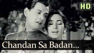 Chandan Sa Badan (MaleVersion) (HD) - Saraswatichandra - Nutan - Manish - Bollywood Evergreen Songs