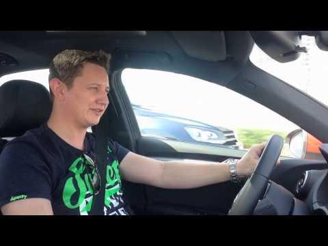 Audi A3 Saloon Road Test