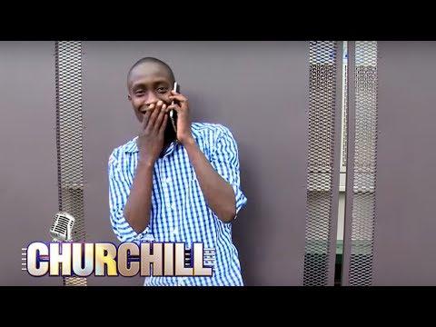 Babangu hukasirika nikimtaja on stage | 60 seconds with Njoro Comedian!