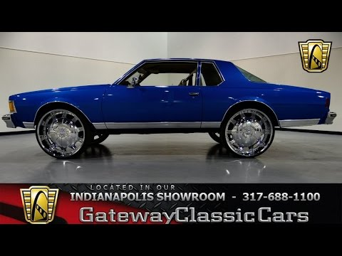 1977 Chevrolet Caprice Classic - Gateway Classic Cars Indianapolis - 256 NDY