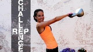 Kettlebell Workout - Übungen für Anfänger - Hiit - Straffe Arme - gesunder Rücken - Fett verbrennen