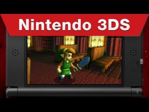 Nový trailer na The Legend of Zelda: A Link Between Worlds