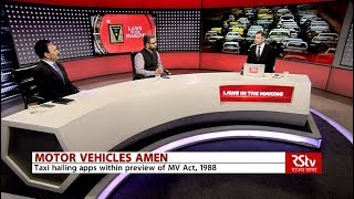 Laws In The Making   The Motor Vehicles Amendment Bill, 2017