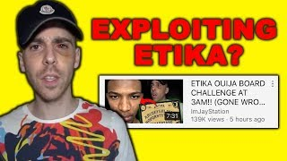 etika ouija board at 3am gone wrong - TH-Clip