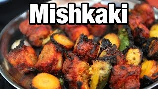 preview picture of video 'Tanzanian Mishkaki - Beef and Chicken Kebabs'