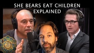 Explaining Elisha And The She Bears To Joe Rogan And Douglas Murray
