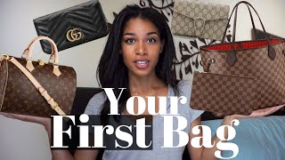 DONT BUY THE NEVERFULL FIRST!  |  Choosing Your 1ST Designer Bag  |  KWSHOPS