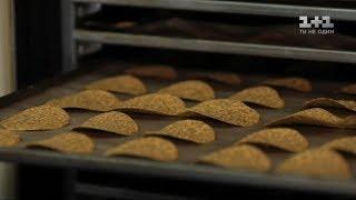 Корисні чіпси роблять з насіння льону