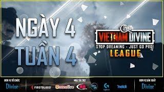 Divine League: Master| Tuần 4 | Caster: Việt Anh - Tùng TT