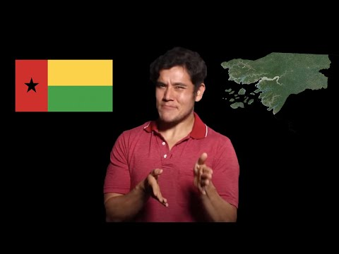 Guinea-Bissau - Geography Now!