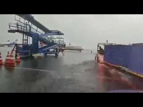 الهند: أمطار غزيرة تؤجّل الرحلات الجوية وتعطّل المرور