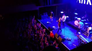 Oh, the boss is coming! - Arkells (live)