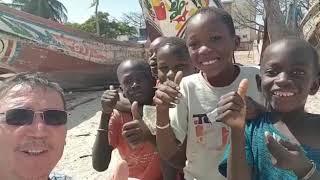 Afrikalı çocukların Konyaspor sevgisi!
