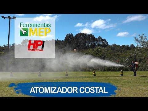 Atomizador Costal à Gasolina Tekna