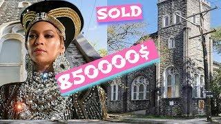 BEYONCE ACHETE UNE EGLISE A 850,000$ - Video Youtube