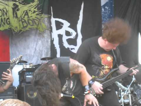 Path To Prevail - The Devil's Bride - Mayhemfest 7/13/12