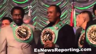 GGG Головкину на конгрессе WBC